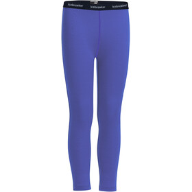 Icebreaker 260 Tech Leggings Kids mystic